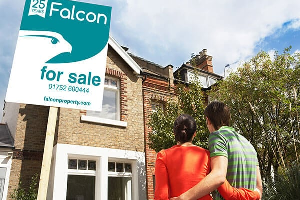 Selling property with Falcon